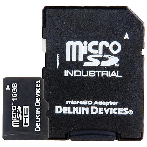 Delkin microSD Memory Card UHS-1