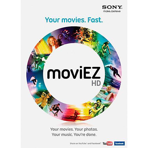Sony moviEZ