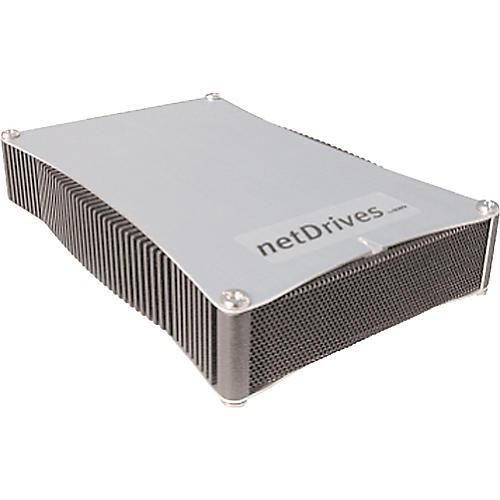 Glyph netDrives USB + FireWire 400 Hard Drive 80GB-thumbnail