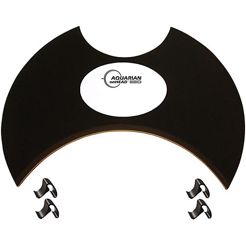 Aquarian onHEAD Electronic Bass Drumsurface 22 in.