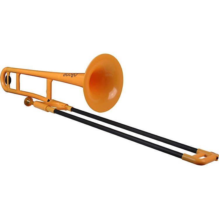 JiggspBone Plastic TromboneYellow