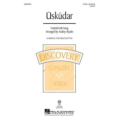 Hal Leonard Üsküdar (Discovery Level 2) 2-Part arranged by Audrey Snyder