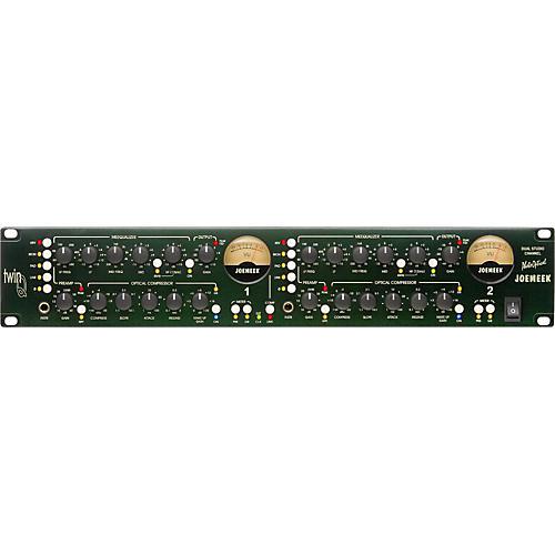 Joemeek twinQ Dual Channel EQ/Compressor/Mic Preamp