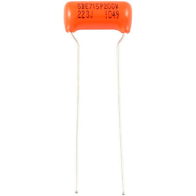 Allparts .022 MFD Orange Drop Capacitors (3 pieces)