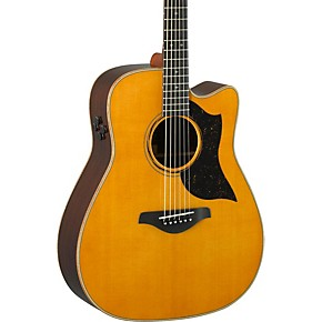 A5R A-Series Folk Acoustic-Electric Guitar Vintage Natural