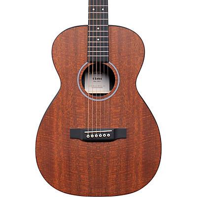 Martin 0-X1E HPL Mahogany Concert Acoustic-Electric Guitar