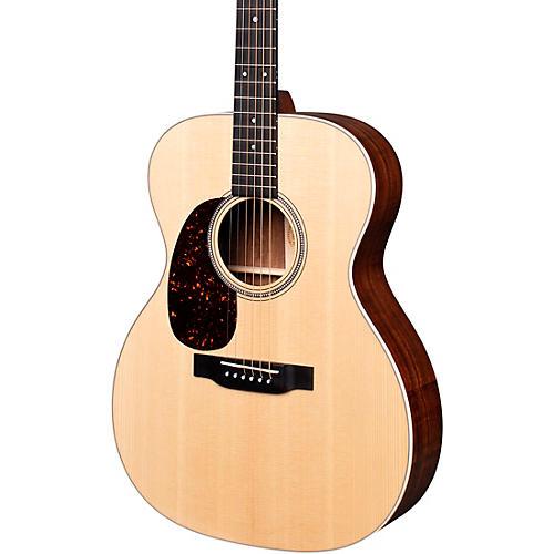 Martin 000-16EL 16 Series with Granadillo Auditorium Left-Handed Acoustic-Electric Guitar Natural
