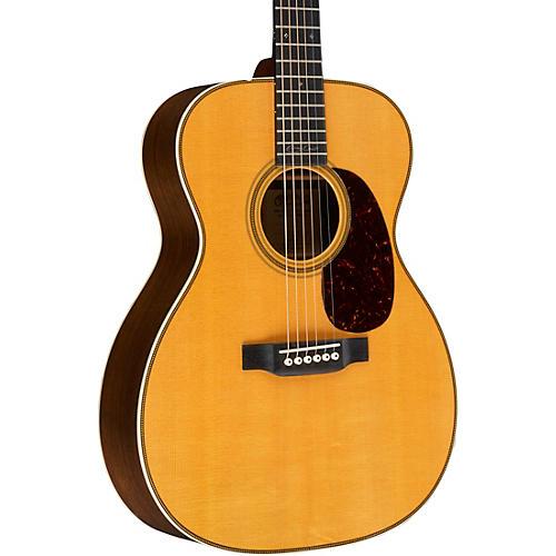 Martin 000-28 Eric Clapton Signature Auditorium Acoustic Guitar Natural