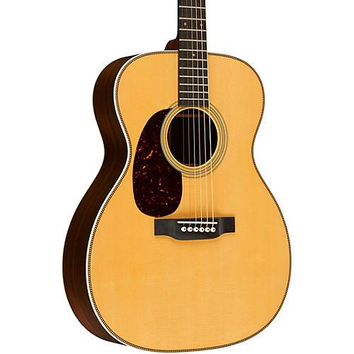 Martin 000 28 Standard Auditorium Left Handed Acoustic Guitar