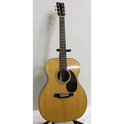 Martin 00028 Modern Deluxe Acoustic Guitar