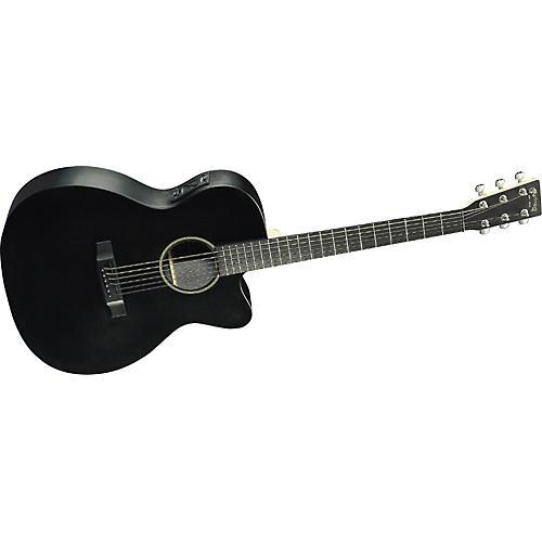 Martin 000CXE Black Acoustic-Electric Guitar