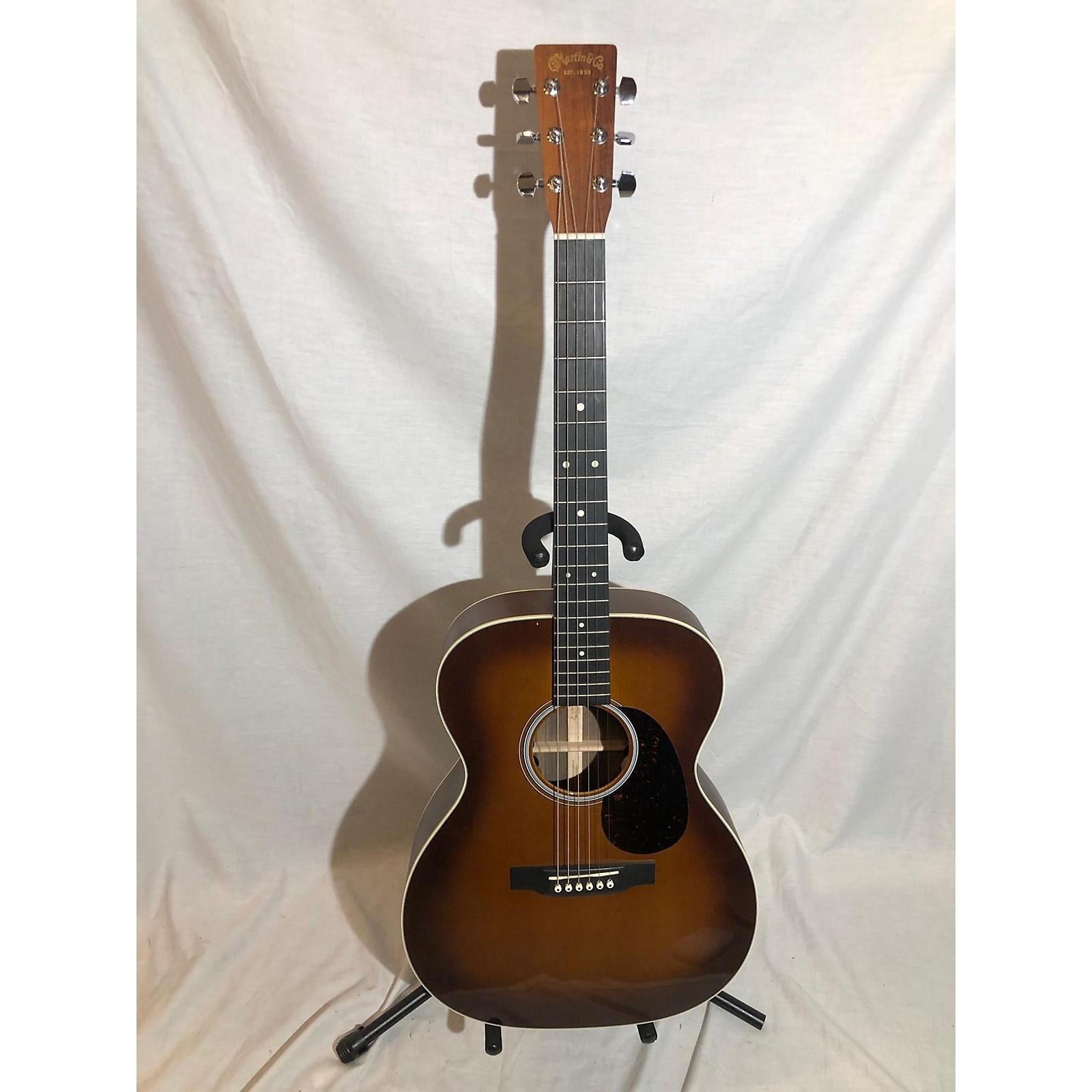 Martin 000E Black Walnut Acoustic Electric Guitar