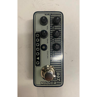 Mooer 007 Micro Preamp Regal Tone Effect Pedal