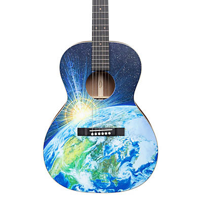 Martin 00L EARTH FSC-Certified Grand Concert Acoustic Guitar