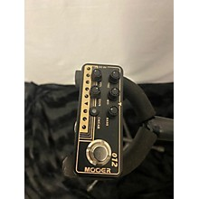 Mooer 012 Micro Preamp Guitar Preamp