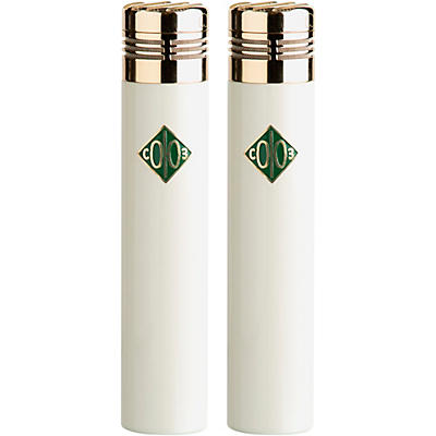 Soyuz Microphones 013 FET-MAC Matched pair Small Diaphragm FET Microphones (cardioid, omni and hypercardioid capsules, 10dB pad)