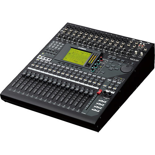 Yamaha 01V96I 16-Channel Digital Mixer with USB 2.0 Connectivity and Moving Faders