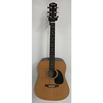 Squier 093-0315-021 Acoustic Guitar