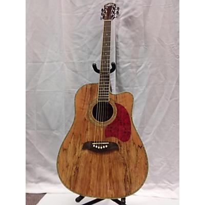 Oscar Schmidt 0G2CESM Acoustic Electric Guitar