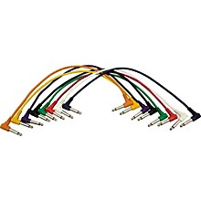 1/4 - 1/4 Patch Cable 8-Pack (17