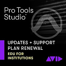 Avid 1-Year Update/Support Renewal Pro Tools Institution Perpetual (Download)