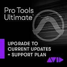 Avid 1-Year Updates + Support for Pro Tools | Ultimate Perpetual License Expired Plan (Download)
