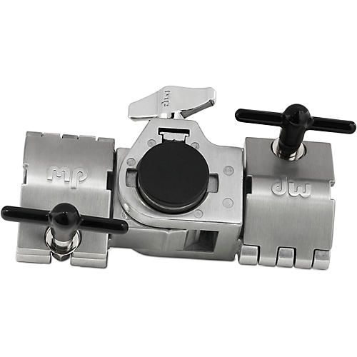 DW 1.5 in. to 1.5 in. Hinged Angle Stacker Rack Clamp