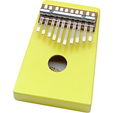 Stagg 10-Key Kid's Kalimba with Note Names Printed on Keys