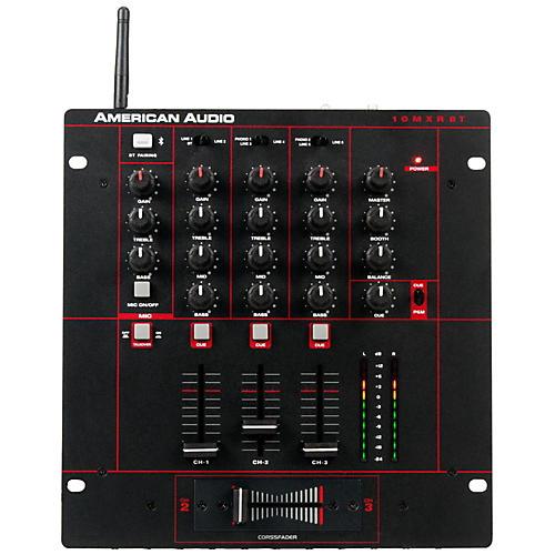 American Audio 10 MXR BT 3-Channel Mixer