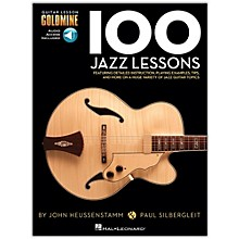 Hal Leonard 100 Jazz Lessons Goldmine Series (Book/Online Audio)