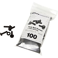 Argosy 100-Piece Rack Rail Screw Pack