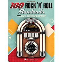 Hal Leonard 100 Rock 'n' Roll Standards Piano/Vocal/Guitar Songbook