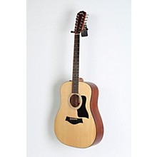 Open Box Taylor 100 Series 150e Dreadnought 12-String Acoustic-Electric Guitar