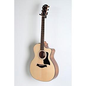 taylor 100 series 2017 114ce grand auditorium acoustic electric guitar natural musician 39 s friend. Black Bedroom Furniture Sets. Home Design Ideas