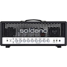 Soldano 100 Watt Tube Head Metal Grille