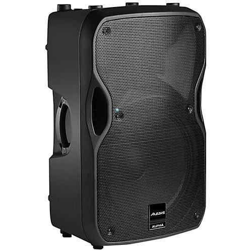 Alesis 1000W 15 Inch Two-Way Loudspeaker With Built In Alesis DSP