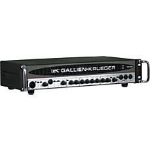 Open BoxGallien-Krueger 1001RB-II 700/50W Biamp Bass Head
