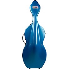 Open Box Bam 1003XL Shamrock Hightech Cello Case without Wheels