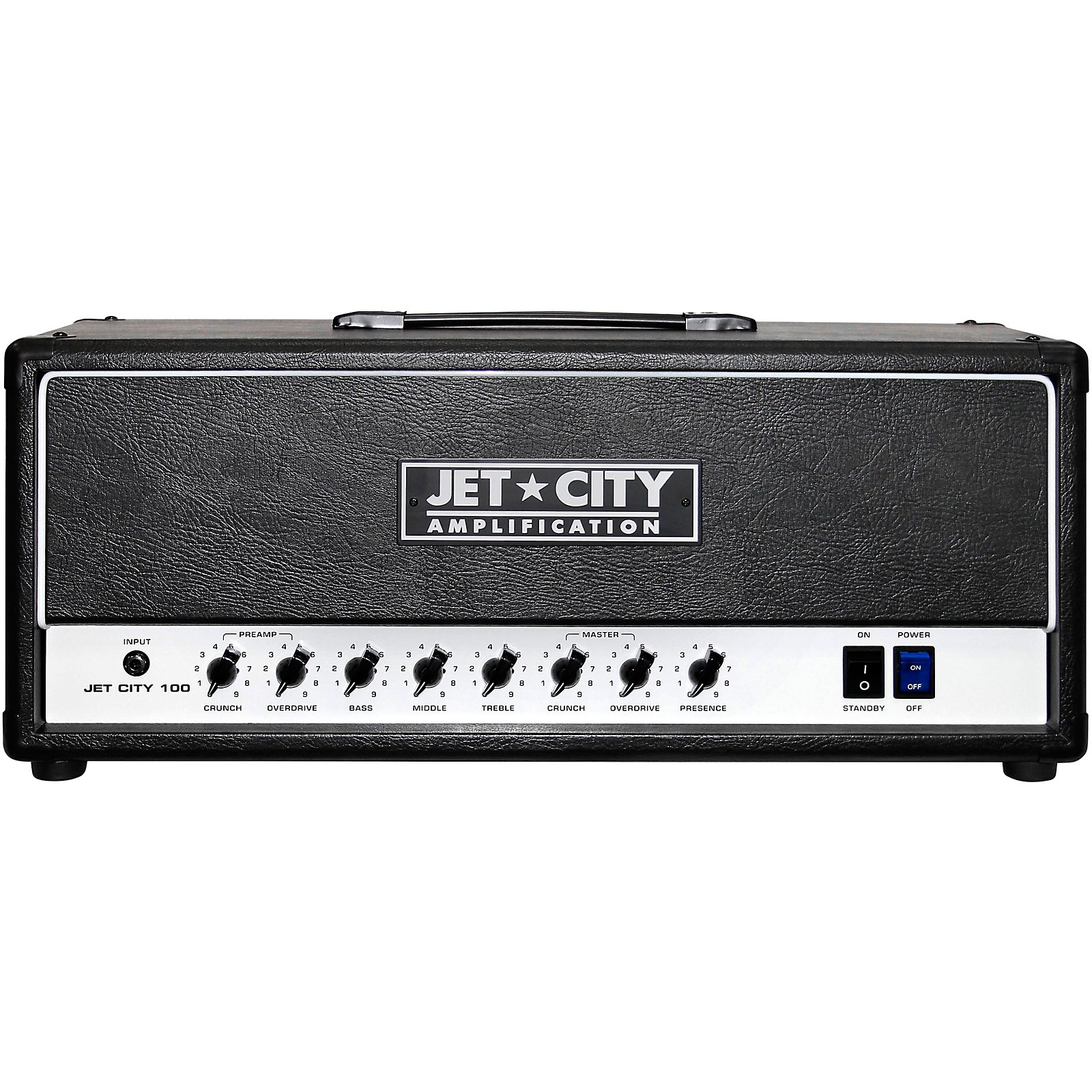 Jet City Amplification 100H LTD 100W Tube Guitar Amp Head