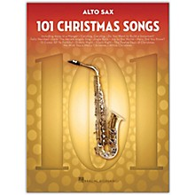 Hal Leonard 101 Christmas Songs for Alto Sax