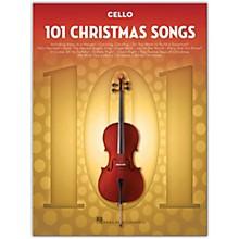 Hal Leonard 101 Christmas Songs for Cello