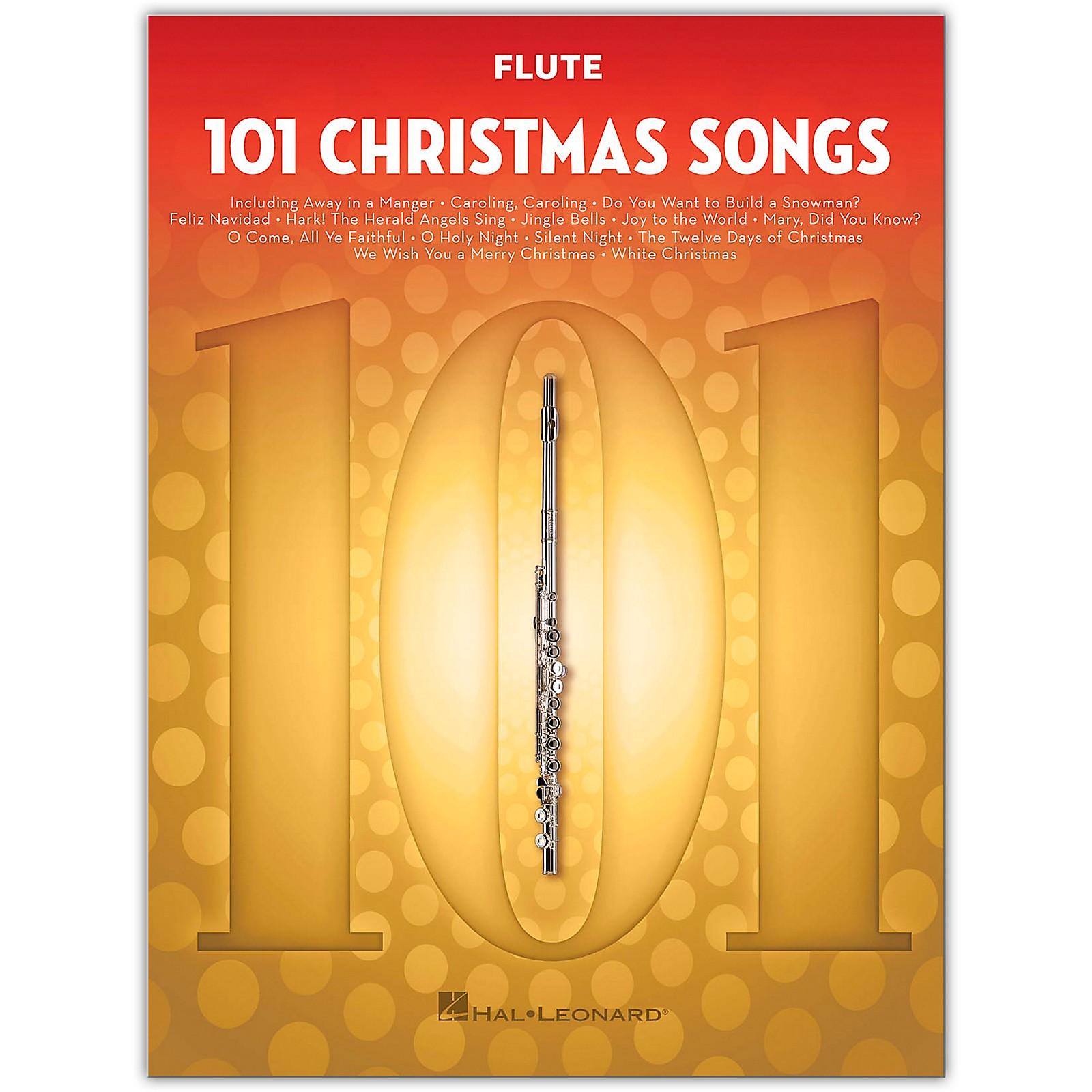 Hal Leonard 101 Christmas Songs for Flute