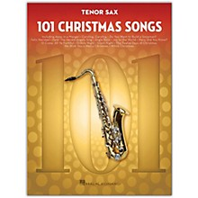 Hal Leonard 101 Christmas Songs for Tenor Sax