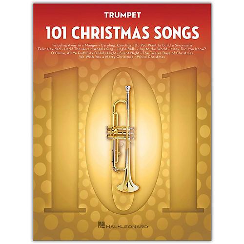 Hal Leonard 101 Christmas Songs for Trumpet
