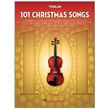 Hal Leonard 101 Christmas Songs for Violin