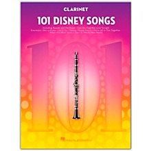Hal Leonard 101 Disney Songs  for Clarinet