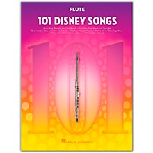 Hal Leonard 101 Disney Songs  for Flute