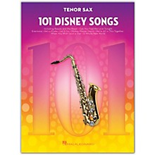 Hal Leonard 101 Disney Songs  for Tenor Sax