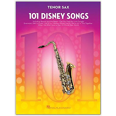 Hal Leonard 101 Disney Songs  for Tenor Sax