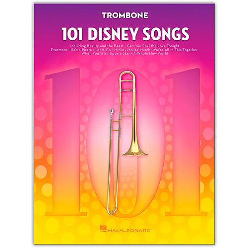 Hal Leonard 101 Disney Songs  for Trombone